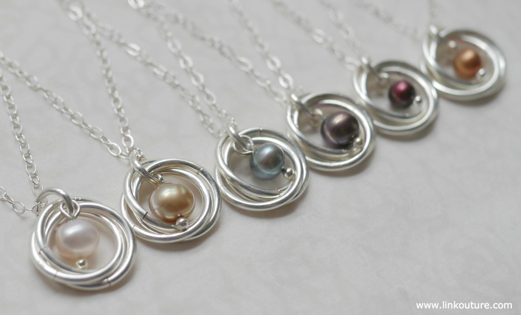 35 creative diy tutorials for making pendants and charms diane learn how to make your very own pearl and spiral pendant necklace with this diy jewelry aloadofball Images