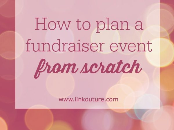 Planning a fundraiser event from scratch can be a overwhelming, but with these tricks you will learn what you need to know to plan a kick-ass event that will help raise money and awareness for your cause!