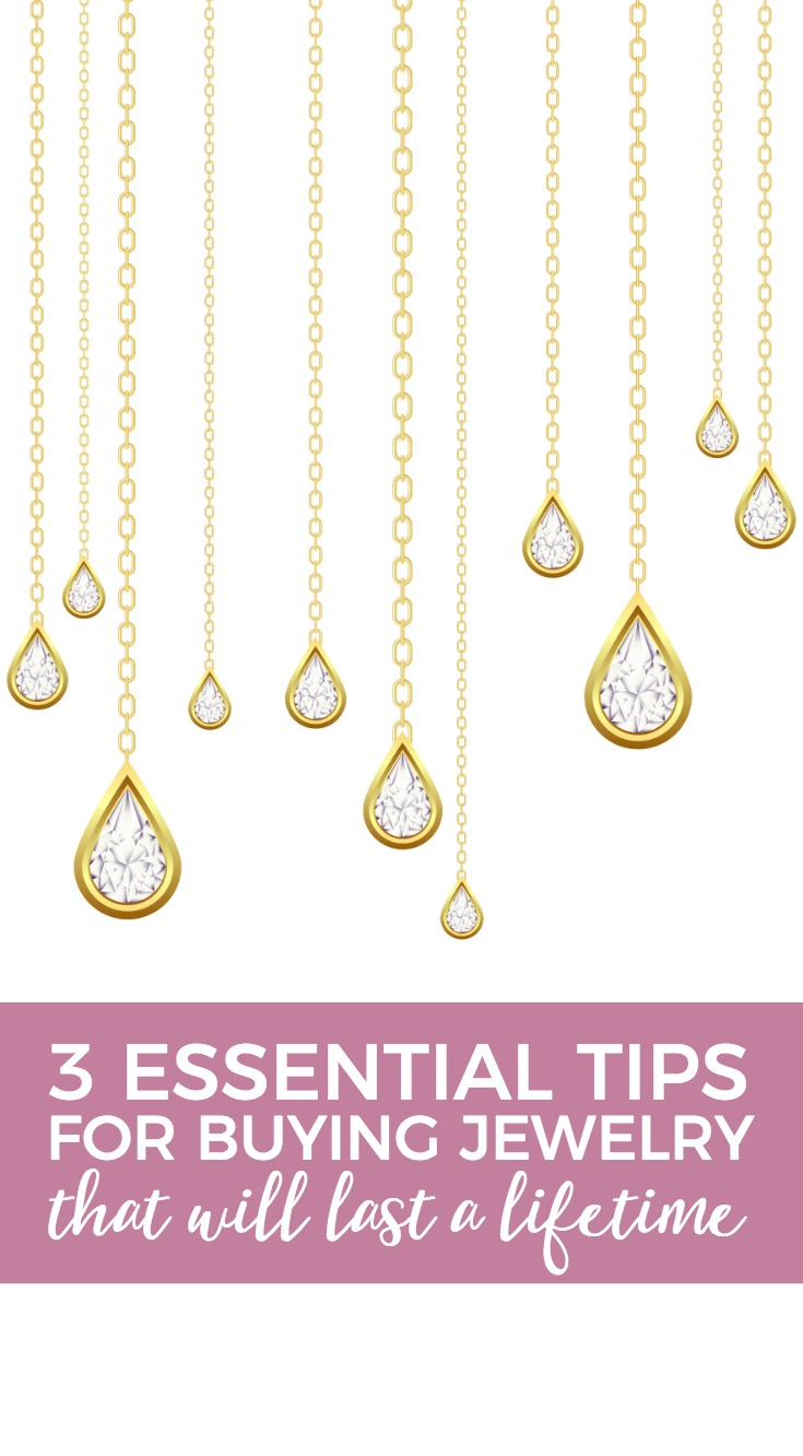 These jewelry buying tips will help you to buy jewelry like a pro!