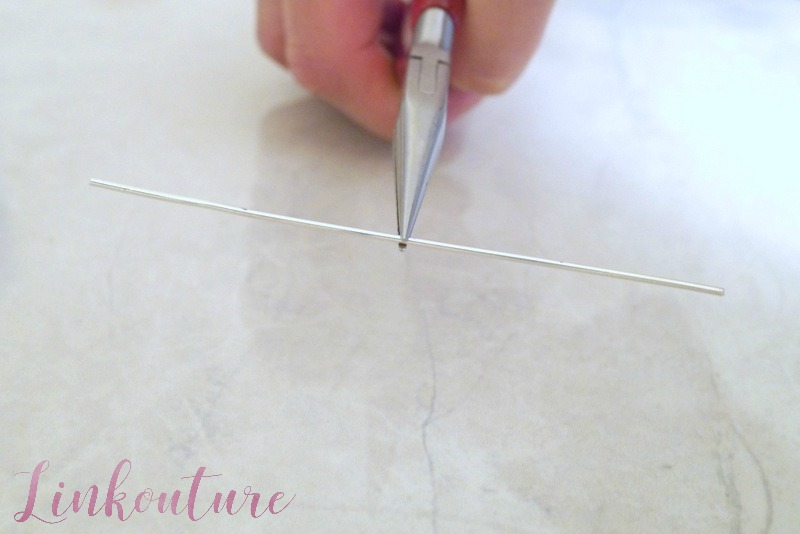 Create your own necklace featuring a heart charm