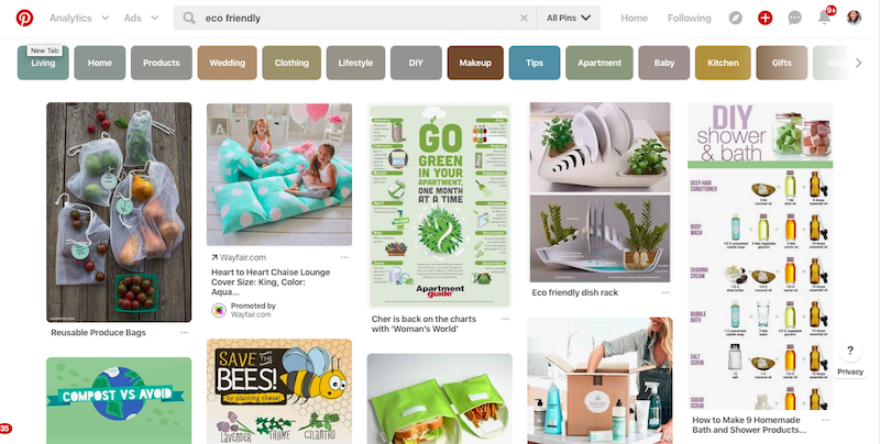 When done right, Pinterest can be used as a marketing strategy to sell products online