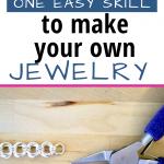 plier making jewelry