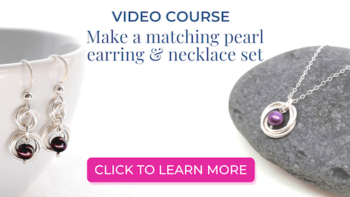 freshwater pearl jewelry set video course