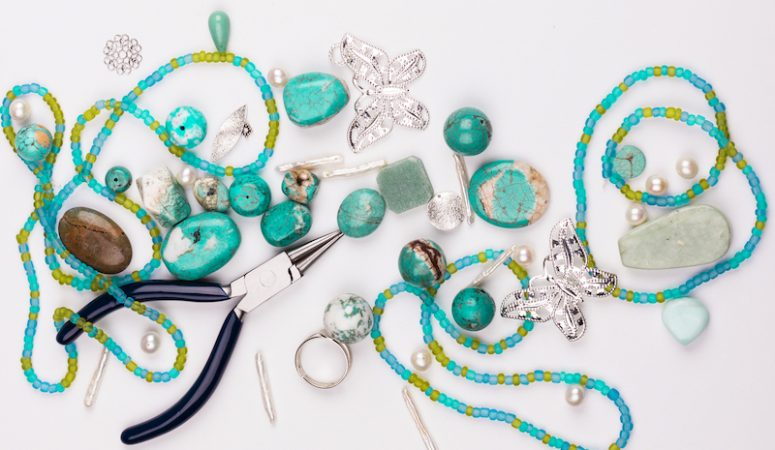 Turquoise stones for Jewelry making
