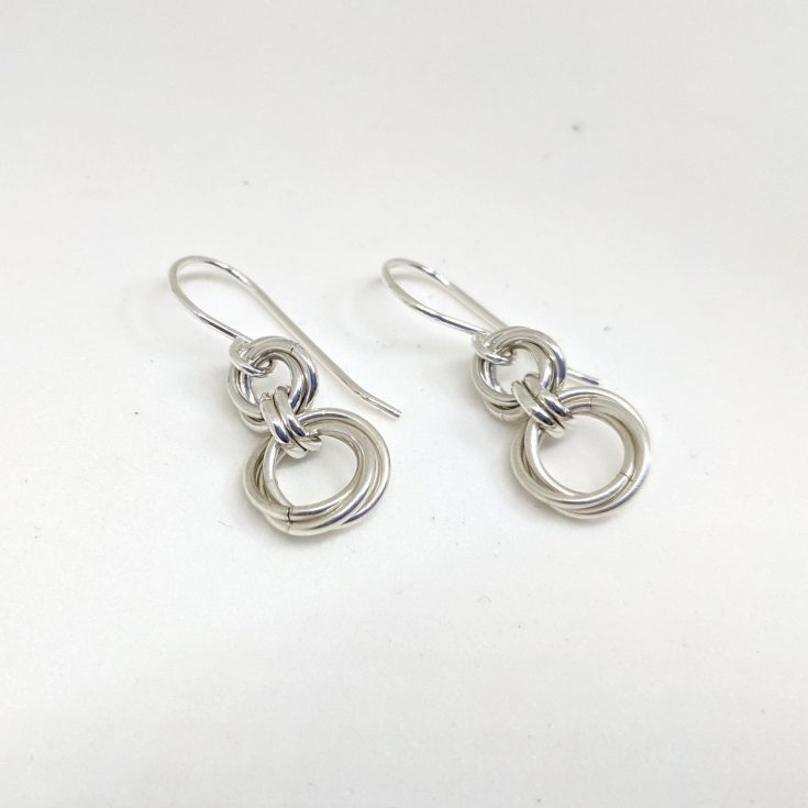 How to make jump ring earrings